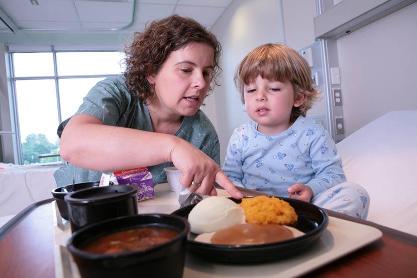 Hospital Food-Assistance