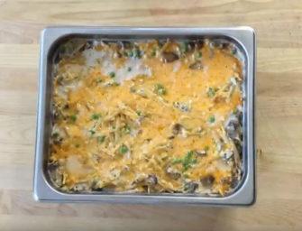 ReFresh Tuna Casserole Recipe
